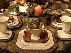 The Versailles Dinnerware and Servingware Collection