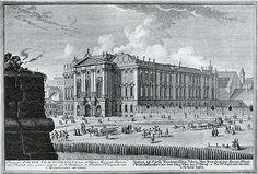 Wien, Palais Trautson Baroque Architecture, Poster Size Prints, Photo Puzzle, Palace, Photo Wall Art, Louvre, Canvas Prints, Fine Art, Building