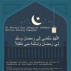 Hijrah Islam, Doa Islam, Ramadan Cards, Ramadan Mubarak, Muslim Quotes, Islamic Quotes, Islamic Art, Ramadhan Quotes, Ramadan Activities