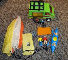 Fisher Price Adventure people! I had several and was my fav toys.