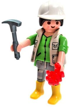 Playmobil Figures Girl Series 7