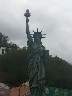 Statue of liberty in india!!!
