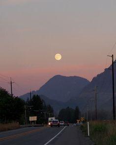 16 fotos espetaculares da maior e mais bonita lua do ano