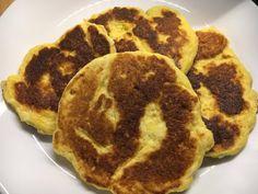 Zabpelyhes túrós puffancs (paleo változatban is! Paleo, Breakfast, Recipes, Food, Yogurt, Breakfast Cafe, Rezepte, Essen, Recipe