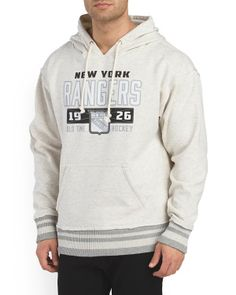 image of Rangers Hooded Sweatshirt