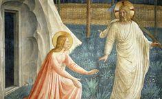Artículo del Prelado sobre santa #MaríaMagdalena.