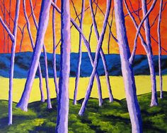 Twilight Woods https://www.etsy.com/listing/549109738/original-acrylic-painting-twilight-woods  What are the benefits of buying original art? Generally, most reasons fall into one of the categories of Style, Originality, Texture/Depth, History, Emotional, Investment and Fun.  History - What is the provenience or the history of the piece? Was it hanging in a mansion of a prominent family for the last hundred years? Was it a gift to the artist's spouse before they passed away? These can add to…