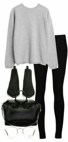 Para una salida con tus amigos 😍 Church Outfits 6c428d793aa11