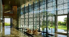 Modern Helal New Moon Residence with Islamic Architecture Style   homeinteriorsite.com