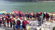 #adventure #activities in #India #Rishikesh #uttarakhand at Hotel #Grand_Tapovan www.grandtapovan.com