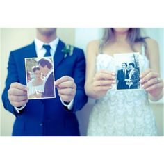 Generations of wedding photos.. We will do this too :)