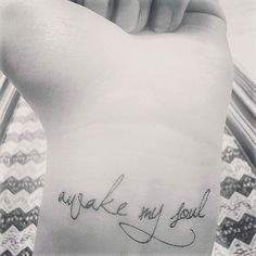 Quote Tattoos | POPSUGAR Smart Living Photo 4
