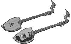 phin (Thailand) : plucked instrument (Thailand)