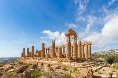 Agrigento Valley of the Temples (Valle dei Templi)