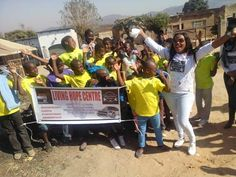 @SABCNewsOnline  We on it for Mandela day Mbombela MINIacs Living Hope orphanage centre  Pinaar Ka msogwaba (Image: @Delton1606 )