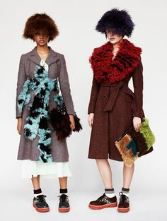 Miu Miu Autumn/Winter 2017 Pre-Fall Collection | British Vogue