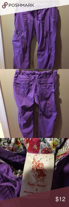 Scrub pants Gently worn Kathy peterson Pants