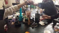 The Black Table experience at iBake Denver :)