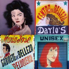 International Signs, Typography, Lettering, Popular, Shop Signs, Painted Signs, Art Music, Editorial Design, Rock And Roll