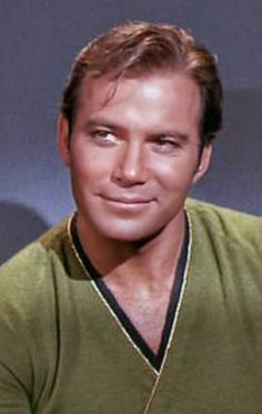 James T Kirk, Star Trek Tv, Star Trek Original Series, Sports Celebrities, William Shatner, The Final Frontier, Star Trek Enterprise, Actors & Actresses, Sci Fi
