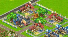 Hay Day, Game App, Clash Of Clans, Games, City, Layouts, Buildings, Design, Culture