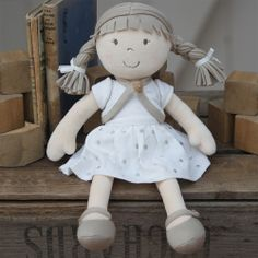Rag Doll Baby Toys | Personalised Baby Gifts | Baby Gifts | My 1st Years