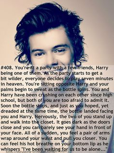 Find images and videos about one direction, Harry Styles and imagines on We Heart It - the app to get lost in what you love. One Direction Facts, One Direction Imagines, One Direction Videos, One Direction Harry, One Direction Pictures, Cute Imagines, Text Imagines, Imagines Crush, Harry Styles Images