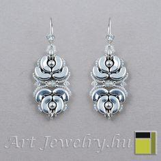 Swarovski cseh és japán gyöngy gyöngyfűzés kellék lámpagyöngy ezüst