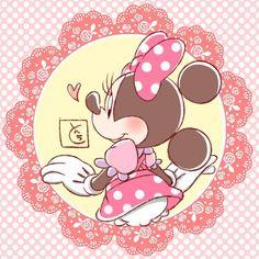 已嵌入 Disney Nerd, Arte Disney, Disney Fan Art, Disney Magic, Disney Mickey, Disney Babys, Baby Disney, Disney Dream, Disney Love