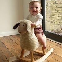 LAMBERT Infant Rocker #dreamnursery @cuckoolandcom #Baby #Nursery #Cute #Sweet #NurseryIdeas