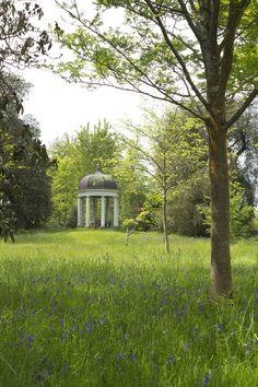 Woodland garden folly