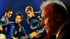 本日は、ザックジャパンのキプロス戦です、強化試合であっても勝ちに行く攻撃型のサムライジャパンを観たいと思いお絵描きしました、ザッケローニ監督の苦労が頭の白髪を増やしているのかな?頑張れニッポンサッカー!! Gerry & The Pacemakers - You'll Never Walk Alone http://youtu.be/OV5_LQArLa0 ART PICTURE Ⅶ by nodasanta PCでお絵描きしました、良かったら見てください。  http://youtu.be/oiqF75hW7NQ