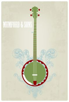 Mumford and Sons by Pete Bergeron at Coroflot.com