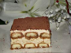 Tiramisu - CAIETUL CU RETETE Dessert Cake Recipes, Desserts, Tiramisu, Food Cakes, Ethnic Recipes, Sweets, Tailgate Desserts, Cakes, Deserts