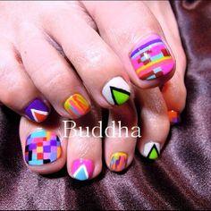 buddha_nail #nail #nails #nailart