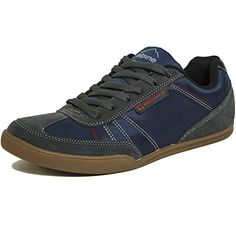 Alpine Swiss Marco Men's Suede Trim Retro Fashion Tennis Shoes Navy 8 M US >>> You can get additional details at the image link.