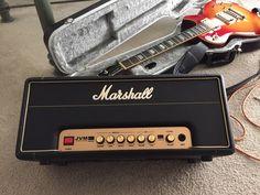 Marshall Custom Tattoo JVM1H Phil Kyle 1 Watt Tube Guitar Head 50th Anniversary