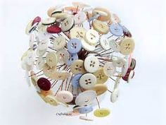 Image detail for -Recycling ideas: buttons bouquet - Craft Ideas - Crafts for Kids ...