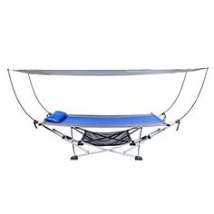 Mac Sports Portable Fold Up Hammock with Removable Canopy  Carry Case * This is an Amazon Associate's Pin. Click the image to find out more on Amazon website.