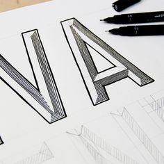 menu_design_hand_drawn_font