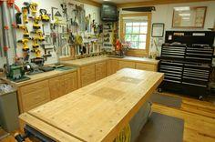 Woodmark AMW Downdraft Bench