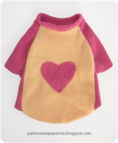 Dog jersey - sew one using a stretchy fabric Pano, Roupa Para Cães, Roupa 50ad55a292