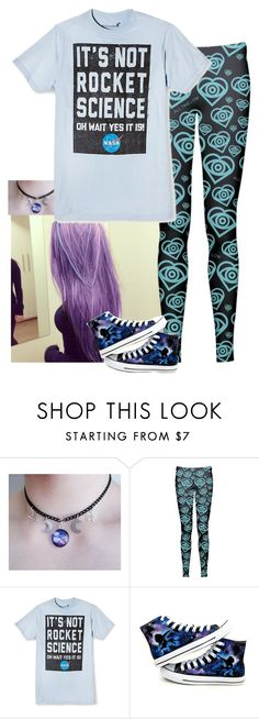 """""""Kids at my school are so DUMB """" by lifesucks-musichelps ❤ liked on Polyvore featuring Target and Converse"""