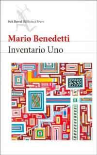 Inventario Uno De Mario Benedetti Mario Benedetti Libros Benedetti Libros