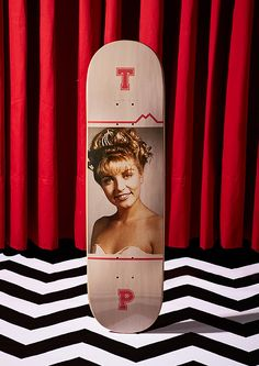 Twin Peaks Collection by Habitat Skate