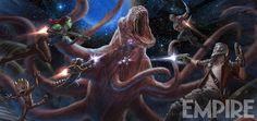 JANGAN BUKAK BLOGSPOT: Konsep Seni Terbaru Guardians Of The Galaxy Vol 2