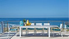 Spritz Rectangular Outdoor Extension Dining Table | Domayne
