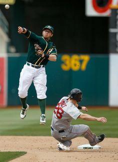 Eric Sogard, Oakland Athletics