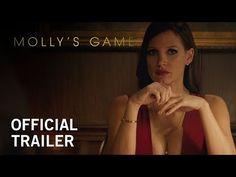 Molly's Game (2017) - Trailer - Idris Elba, Jessica Chastain   Životopisné   Trailery