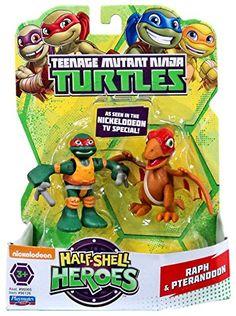 Teenage Mutant Ninja Turtles Pre-Cool Half Shell Heroes Raphael with Pteranodon Figure Teenage Mutant Ninja Turtles http://www.amazon.com/dp/B00WC0EB2Y/ref=cm_sw_r_pi_dp_70oswb1YSKNXD